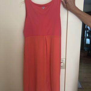 Columbia Omni-Freez pink/peach dress